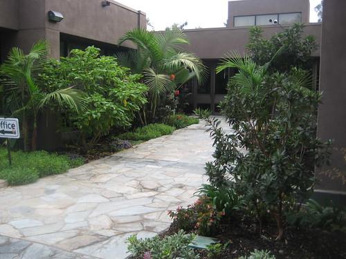 Gardens at Tifereth Israel Synagogue