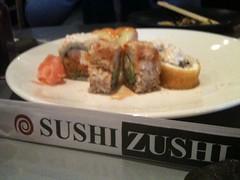 Sushi Zushi: Colonnade