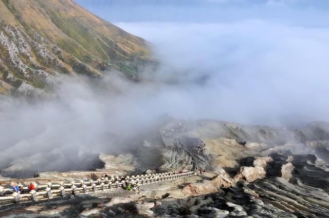 A Journey To The Volcano's Crater - Bromo Tengger Semeru Nat'l Park (DSC_0203)