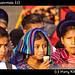 Girls eating icecream, Guatemala (2)