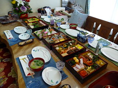 osechi - Traditional Japanese New Years food