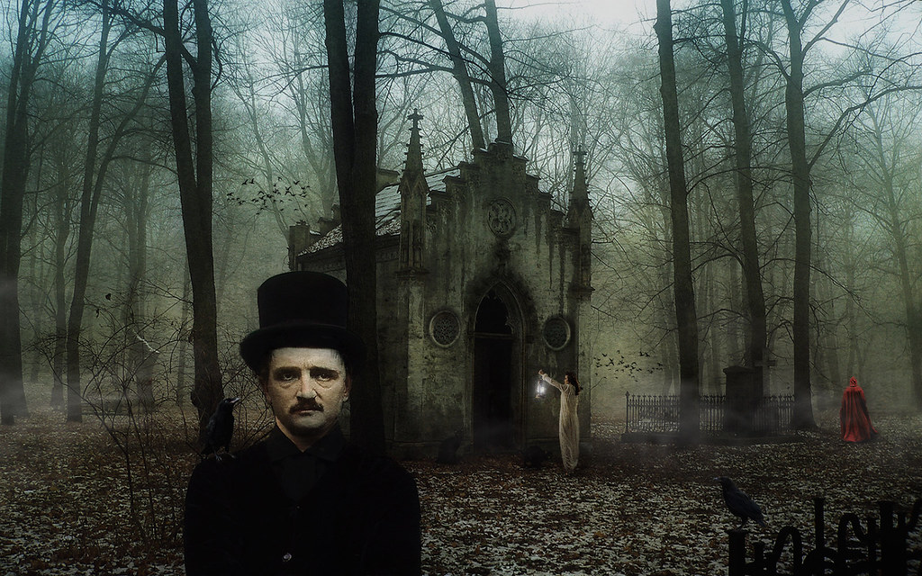 The Hauntings of Poe