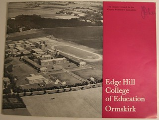 Edge Hill College of Education