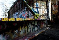 Urban Spelunking Site