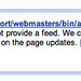 Google Reader Subscribe Non RSS