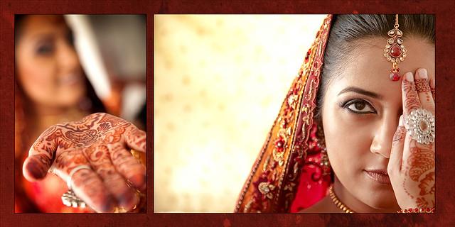 41 Mehndi Indian Wedding Bridal Portraits Hindu