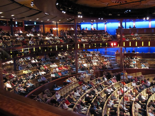 Celebrity Solstice theater by artnbarb