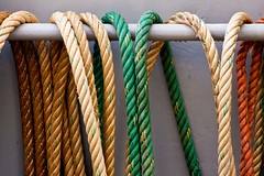 Ropes at rest