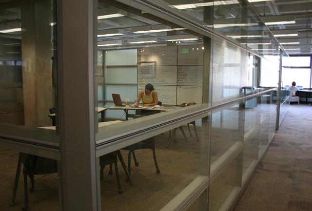 Reserve Study Rooms Berkeley Chou Hall
