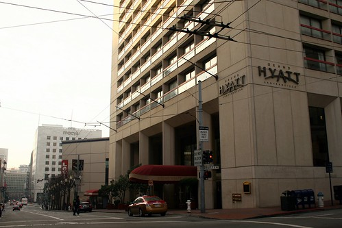 San Francisco : Grand Hyatt