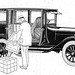 1922 Dodge Business Sedan