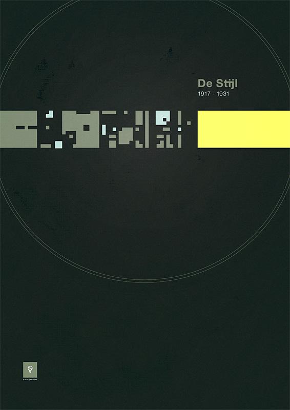 DeStijl Poster