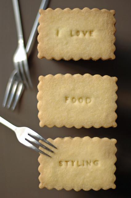 i love food styling