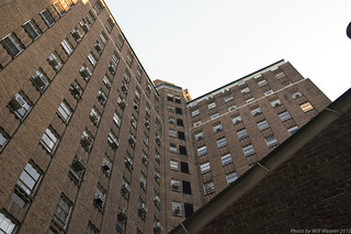 Looking Up at West Hospital
