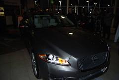 automobile(1.0), automotive exterior(1.0), executive car(1.0), wheel(1.0), vehicle(1.0), performance car(1.0), automotive design(1.0), auto show(1.0), jaguar xf(1.0), land vehicle(1.0), luxury vehicle(1.0),