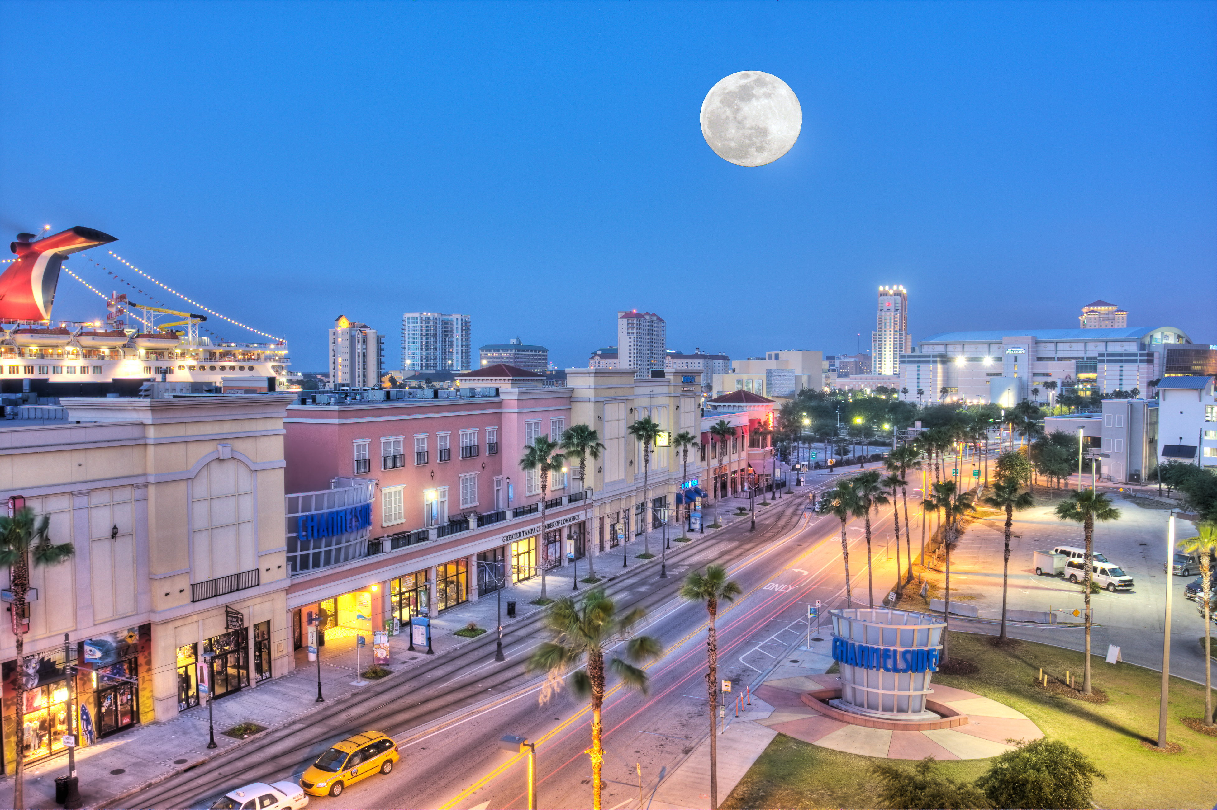 Liberty Group unveils plans for Tampa's Channelside retail ...