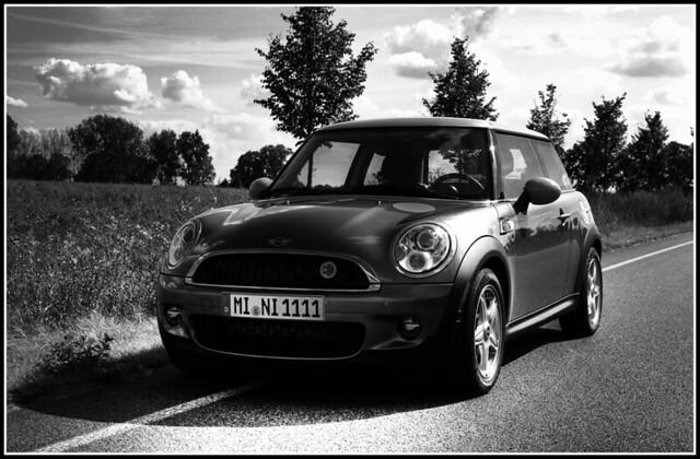 Mini E Elektro Car Auto Stephan Jauch Flickr