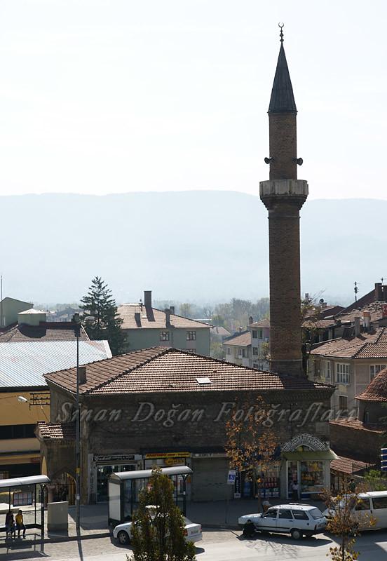 Saraçhane Camii - Bolu