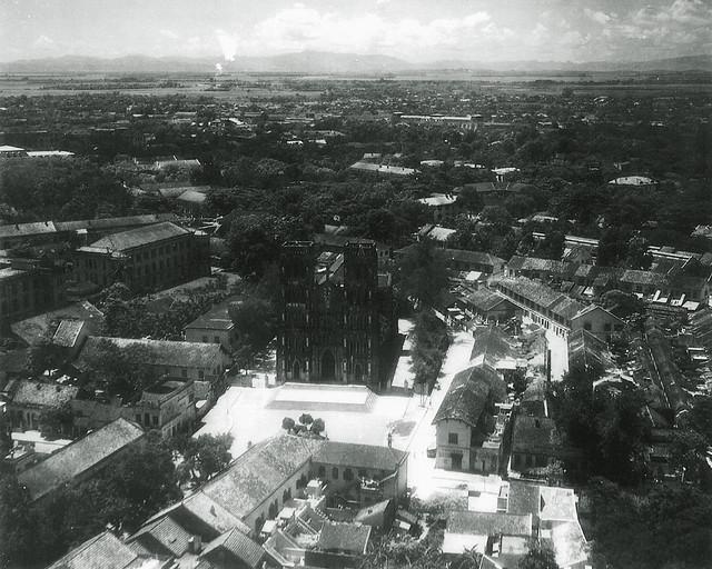 Cathedrale Hanoi