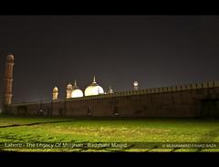 Badshahi Masjid - High Key