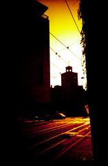 Tower & rails