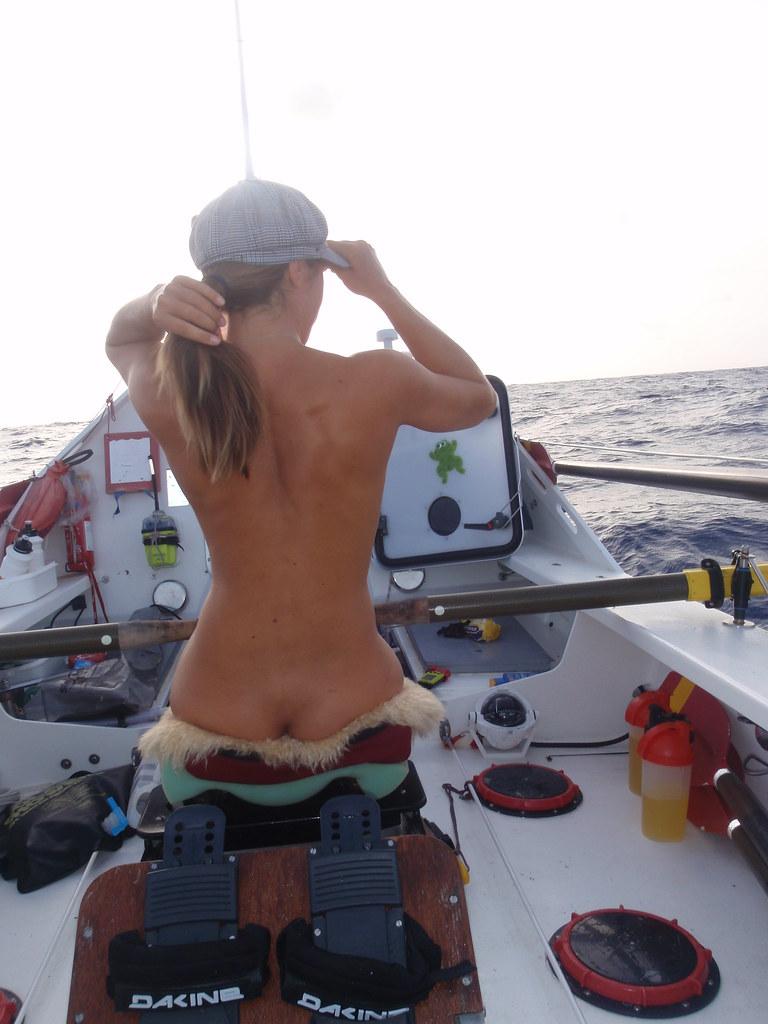 Nude sailing chesapeake bay