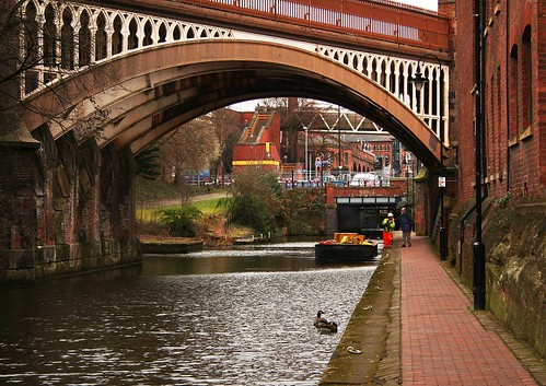 Castlefields. Manchester