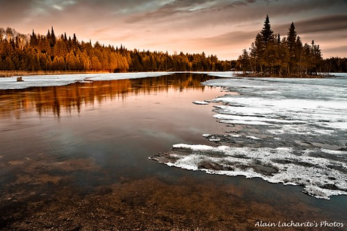 sunset canada nature water canon river landscape photography roadtrip canonef2470mmf28lusm roadtripcanada outdoorphotogaphy