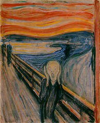 The Scream - for Art Bandits Contest