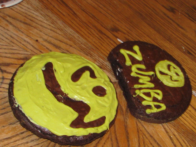 Zumba Birthday Cake http://www.flickr.com/photos/10653197@N07/4482930320/