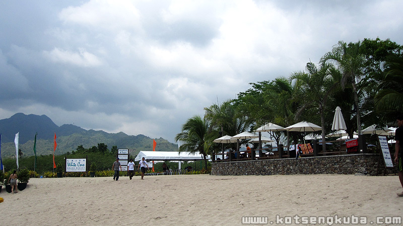 Laiya White Cove beach resort
