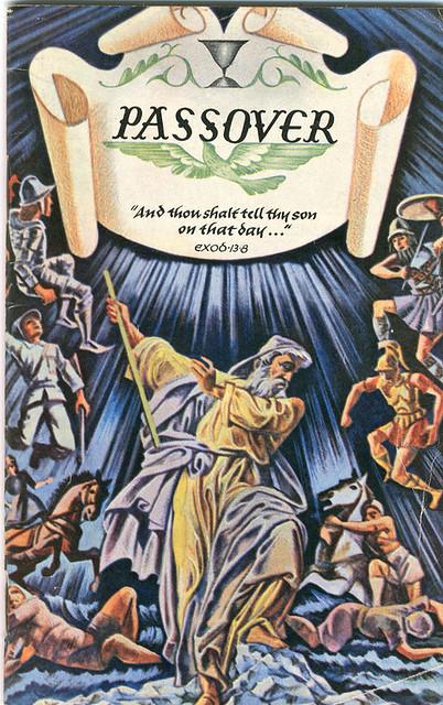 Passover Haggadah [2009-0-31-157]