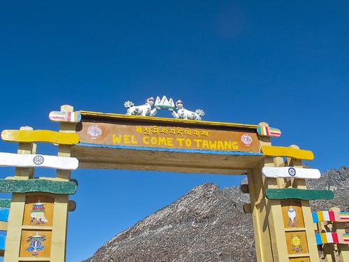 Arunachal Pradesh : Sela pass #2