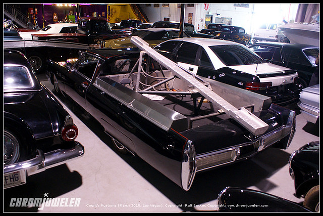 Count's Kustoms Car Collection