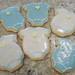 Baby Onesie Cookies - <span>www.cupcakebite.com</span>