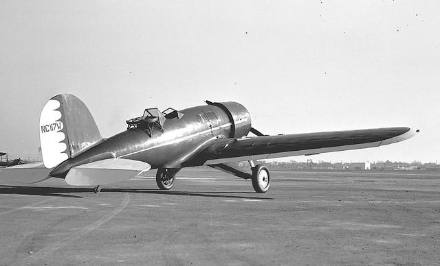 Lockheed Sirius 8-C