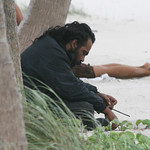 Homeless South Beach Miami
