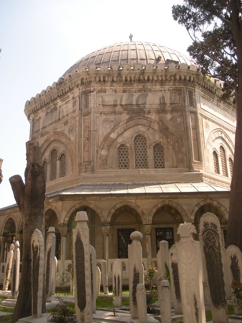 graveyard and tomb of Sultan Suleiman I | Flickr - Photo Sharing