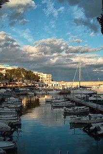 Spain | Mallorca | Cala Ratjada | harbour