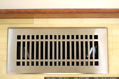 heat vent (register?)