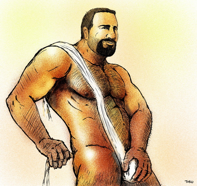 Fundoshi http://www.flickr.com/photos/kamehameha_r/4617848847/