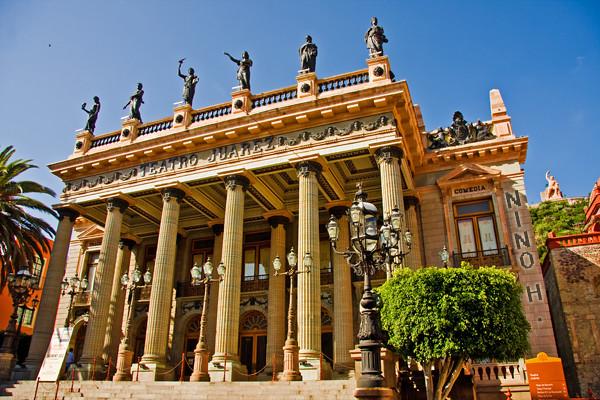 Teatro Juarez - Guanajuato