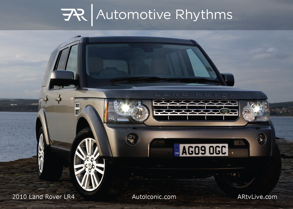 Land Rover LR4 Tour: Mud & Ruts to City