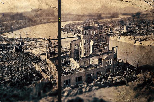 Ground zero. Hiroshima.  Flickr - Photo Sharing!