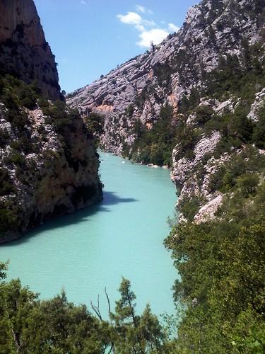 Gorges du Verdon Southern France