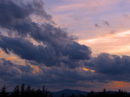 sunset cloud northcarolina blueridgeparkway appalachianmountains westernnorthcarolina southernappalachians ccbyncsa canonpowershotsx10is mountjeffersonoverlook