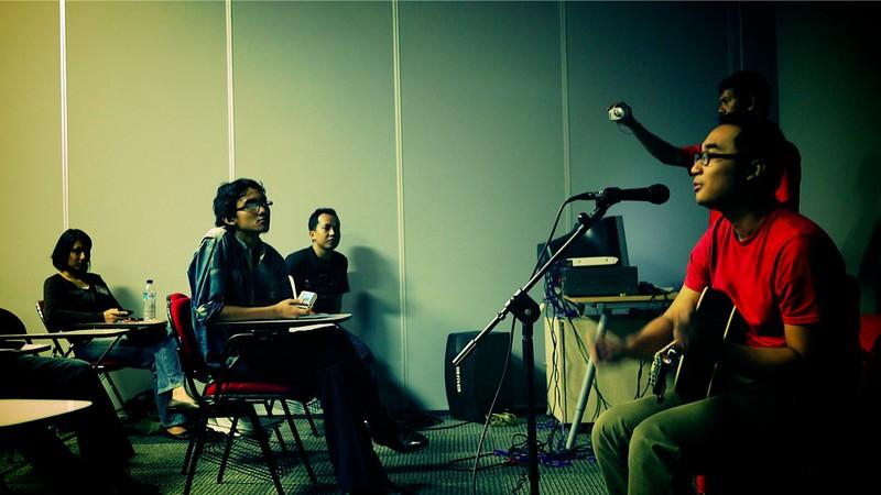 Barcamp Create, Jakarta