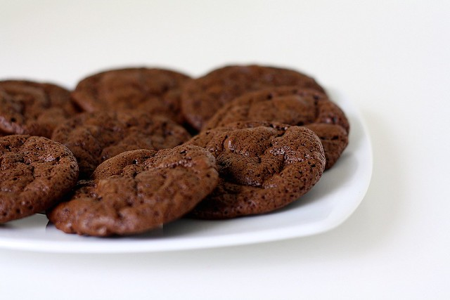Double Chocolate Chunk Cookies | Flickr - Photo Sharing!