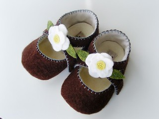 no 35 Baby Mary Jane Shoes
