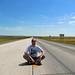 Me on U.S. Route 18, South Dakota by *Checco*